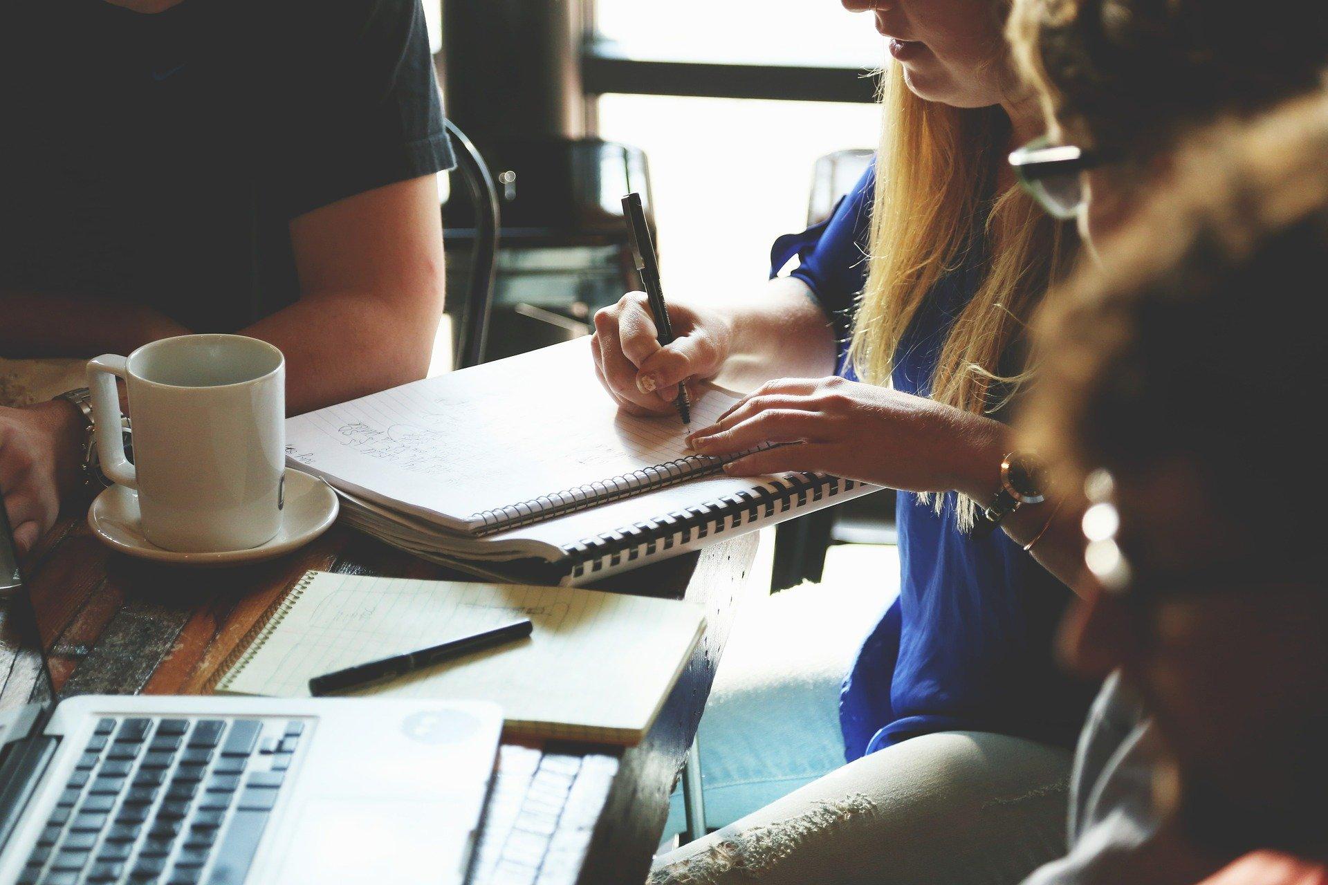Pracovní schůzka byznys