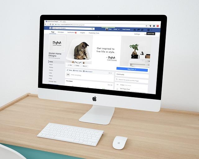 facebook stránka malé podniky